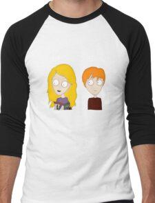 HP – I hope there's pudding Men's Baseball ¾ T-Shirt