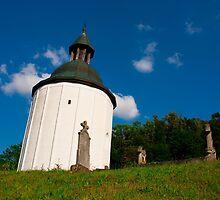 Rotunda, Europe, Hungary by Balint Takacs