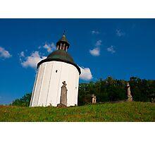 Rotunda, Europe, Hungary Photographic Print