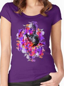 In Lunatic Trance Women's Fitted Scoop T-Shirt
