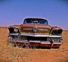 1958 Buick - Fort Sumner, NM by Ralf372