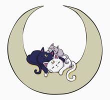 Neko Moon  Baby Tee