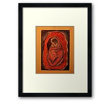 """Power of Love. by Andrzej Goszcz. Author:  Andrzej Goszcz , nickname """" Brown Sugar"""" Framed Print"""