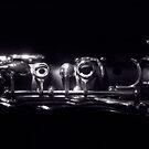 The Clarinet by Ann Garrett