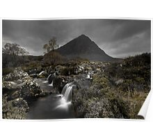 The Buachaille Poster