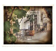 Cosy Corner Photographic Print