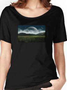 Earth-Like Life Women's Relaxed Fit T-Shirt