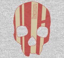 Bacon Skull by Danny Mills