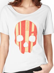 Bacon Skull Women's Relaxed Fit T-Shirt
