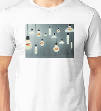 ideas and goldfish 04 T-Shirt
