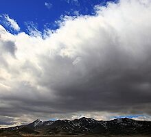 Some march Clouds up Winnemucca way by DonActon