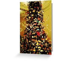Origami Tree-Museum of Natural History Greeting Card