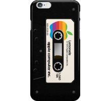 Apple & Lemonade (black) - digitally remastered! iPhone Case/Skin