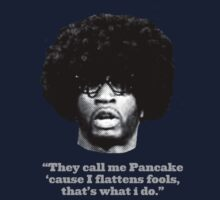 Rufus Pancake Patterson Quote (Titus O'Neil) by Bob Buel