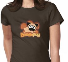 Petite Tugg Pawprint Logo Tee (Orange) T-Shirt