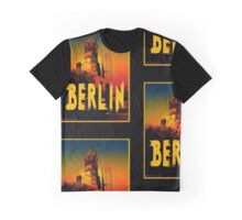 Berlin Gedächtniskirche Graphic T-Shirt