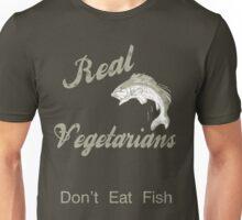 Real Vegetarians Unisex T-Shirt