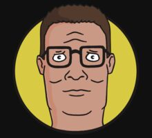 Hank Hill King Of The Hill by Nichimid