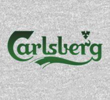 Carlsberg Beer One Piece - Short Sleeve