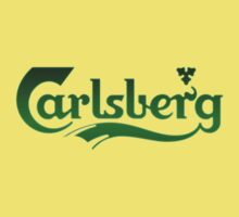 Carlsberg Beer Kids Clothes