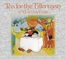 Vintage Cat Stevens Tea For The Tillerman Kids Tee