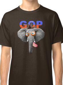 GOP (Republican Party) Mascot Classic T-Shirt