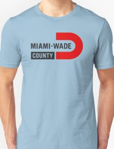 Miami Wade County Baseball T-Shirt