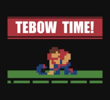 Tim Tebow Tecmo Bowl Tebow Time by Nichimid