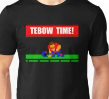Tim Tebow Tecmo Bowl Tebow Time Unisex T-Shirt