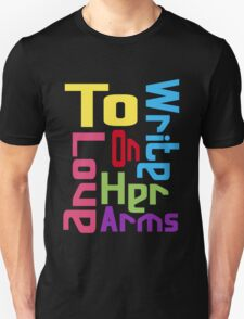 TWLOHA To Write Love On Her Arms T-Shirt