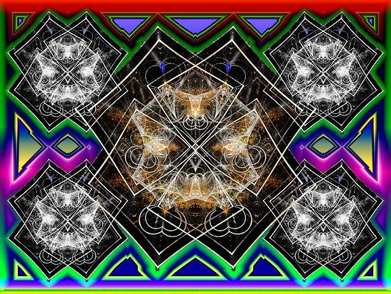Tut56#14: JuliaN 5 Celtic Knots (G1187) by barrowda