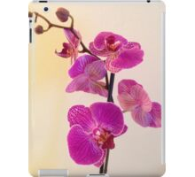 Pink delightful iPad Case/Skin