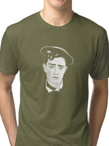 Buster Keaton! Tri-blend T-Shirt