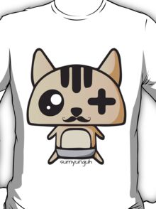 Meowstache T-Shirt