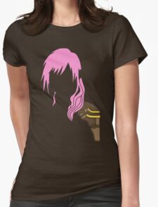 Lightning - FF:13 Womens Fitted T-Shirt