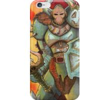 Chaos Warrior iPhone Case/Skin