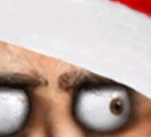 Me Gusta Christmas Sticker Sticker