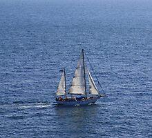 Yacht by digitalanomaly