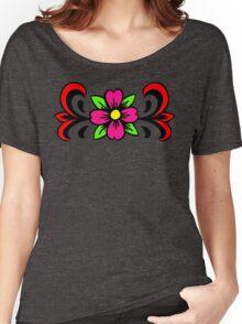 Flower banner Women's Relaxed Fit T-Shirt