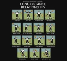 Long Distance Relationships - Successful T-Shirt