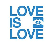 Love Is Love by Australian Marriage Equality