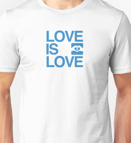 Love Is Love Unisex T-Shirt