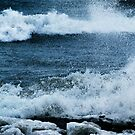 Wind, Waves & Ice by Laurie Minor