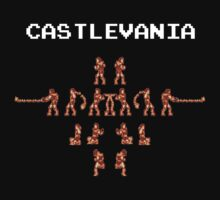 CASTLEVANIA by Vinchtef