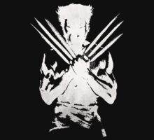 The Wolverine - White by DLIU36