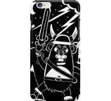Ham-Starr The Barbarian iPhone Case/Skin
