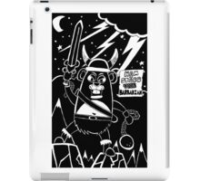 Ham-Starr The Barbarian iPad Case/Skin