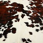 Cow Spots Print by emrapper