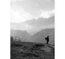 Survey The Hills Photographic Print