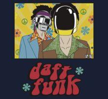 Daft Funk One Piece - Short Sleeve